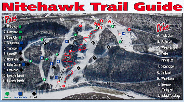 nitehawk-trail-map