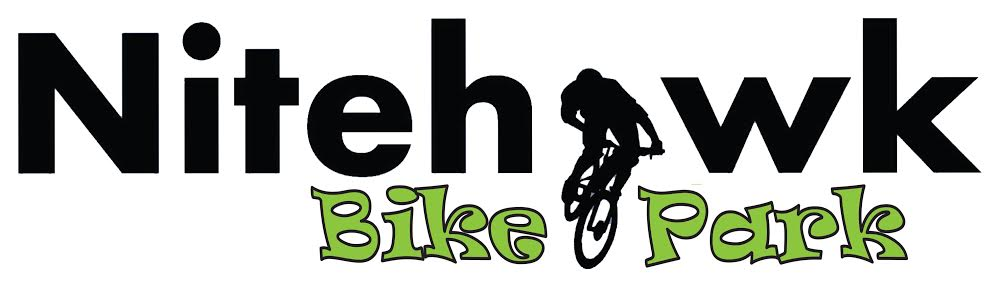 Bike Park Sticker (design)