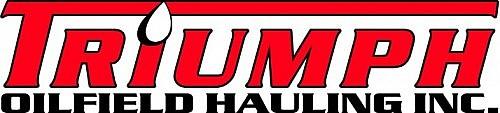 Triumph Oilfield Hauling Inc.